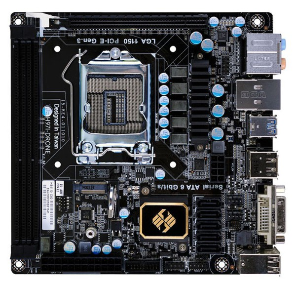 ECS H97I-DRONE Mini-ITX