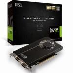 ELSA ya tiene su GeForce GTX 750 Ti SP de una sola ranura PCI