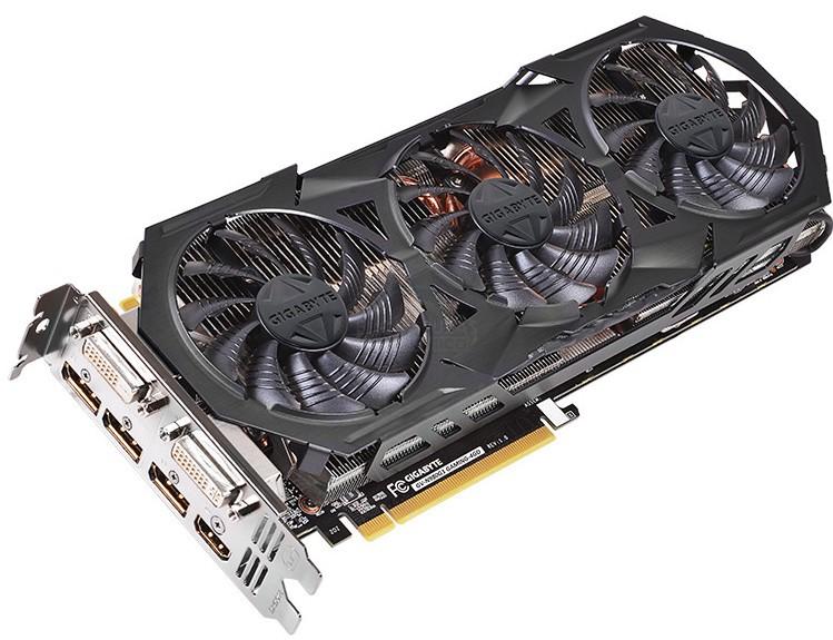 Gigabyte GeForce GTX 970 WindForce OC GV-N970WF3OC-4GD (3)