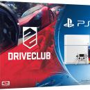 La PlayStation 4 se viste de blanco en el bundle de Driveclub