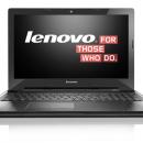 Lenovo IdeaPad Z50-75: Portátil gaming con plataforma AMD