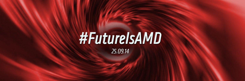 Logo #FutureIsAMD