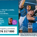 Movistar aumenta el precio de Fusion TV Bar