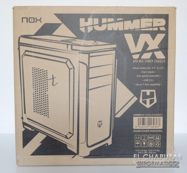 Nox Hummer VX 01