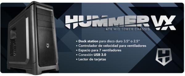 Nox Hummer VX Oficial