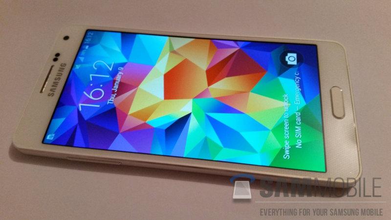 Samsung Galaxy A5 (SM-A500) Filtración (2)