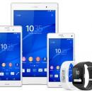 El Sony Xperia Z3, Z3 Compact y Z3 Tablet ya tienen precio