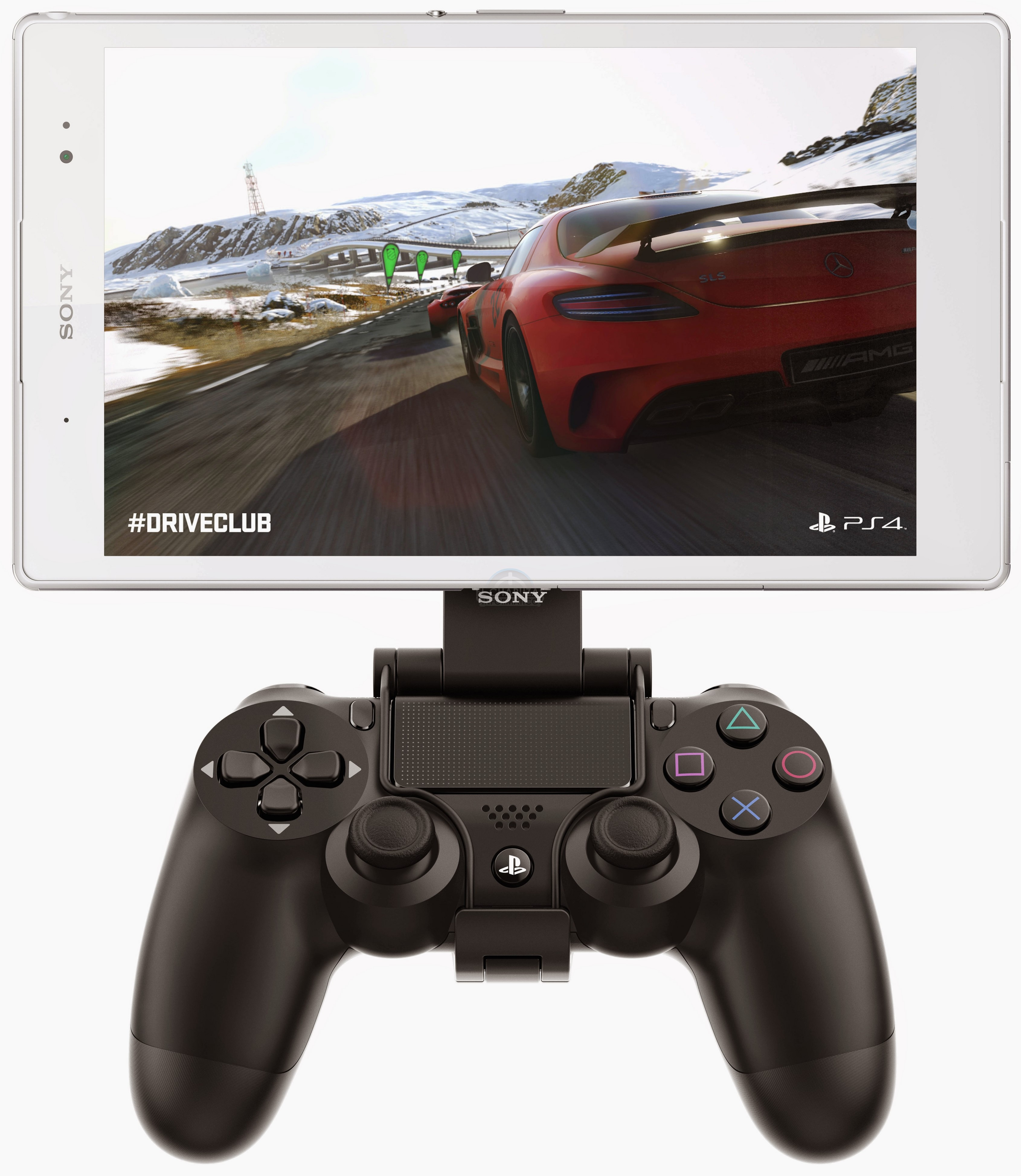 Sony Xperia Z3 Tablet Compact - PlayStation 4