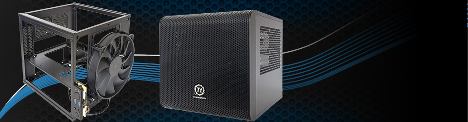 Review: Thermaltake Core V1