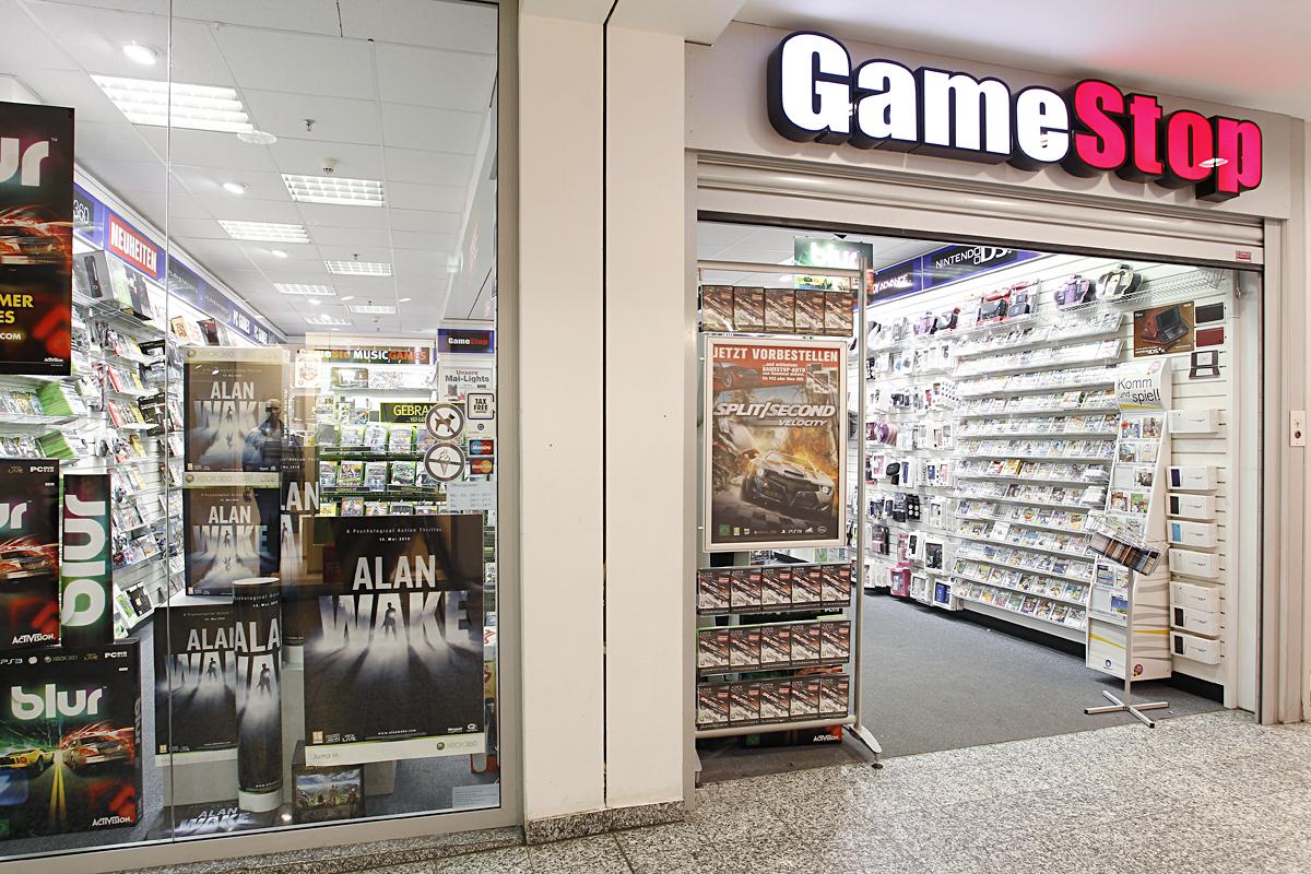 GameStop desaparece de España