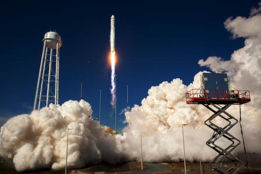Cohete Antares
