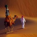 Street View nos lleva al Desierto de Liwa