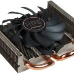EverCool HPS 810CP: Disipador CPU de perfil bajo