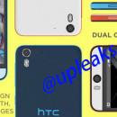 HTC Desire Eye y su cámara frontal de 13MP con doble flash LED