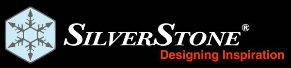 Logo SilverStone negro
