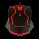 Mars Gaming MM2: Ratón gaming al más puro estilo Tron