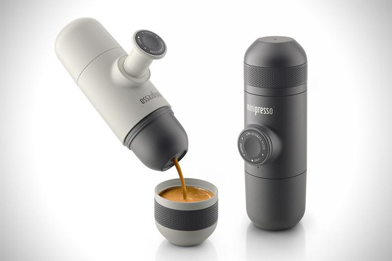 Minipresso: El gadget perfecto para los amantes del café