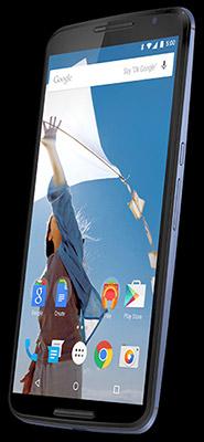 Motorola Nexus 6 prensa