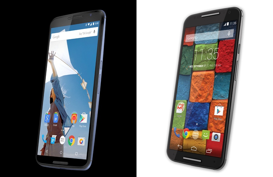 Nexus 9 y Nexus 6: Saldrían a la venta hoy