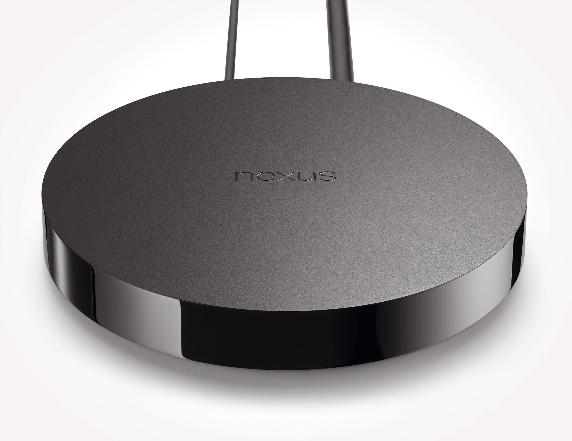 Nexus Player, el Android TV fabricado por Asus