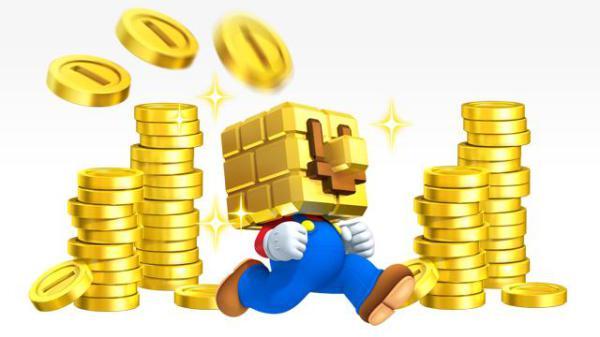 Nintendo Dinero