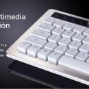 Rapoo KX: Colorido teclado mecánico inalámbrico por 66€