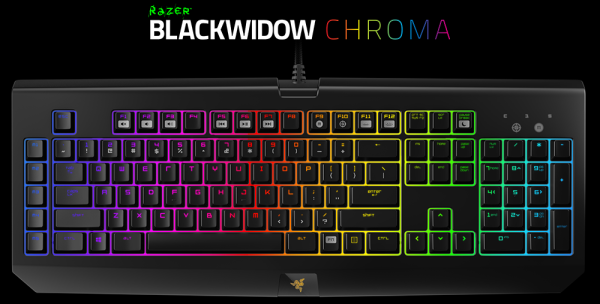 Razer Blackwidow Chroma Oficial