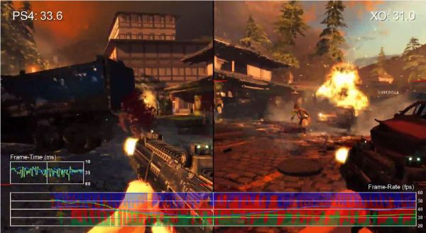 Shadow Warrior PS4 vs Xbox One