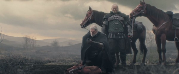 The Witcher 3 Wild Hunt cinematica