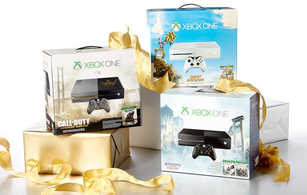 Xbox One descuento Navidad