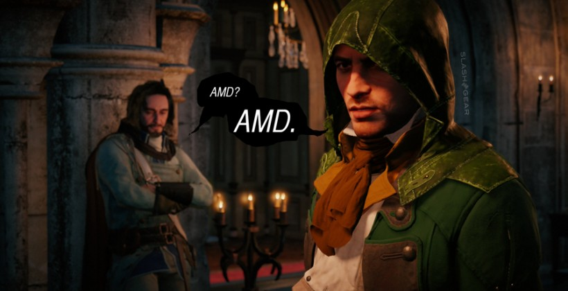 Assassin's Creed Unity AMD