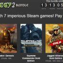 Bundle Stars: 7 juegos de estrategia para Steam por 3.19€