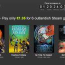 Bundle Stars: 6 juegos para Steam por 1.35 euros