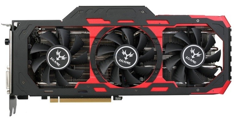 Colorful iGame GeForce GTX 970 Flames Wars X TOP (1)