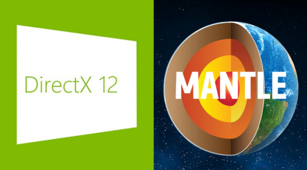 DirectX 12 vs Mantle