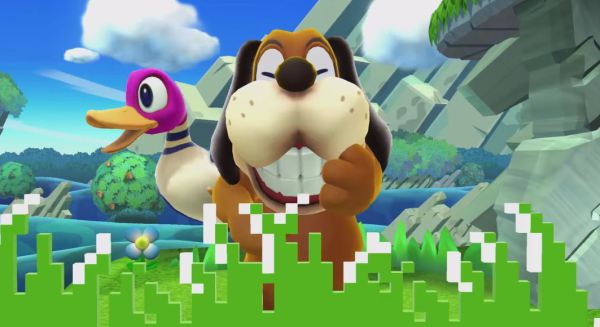 Duck Hunt Super Smash Bros.