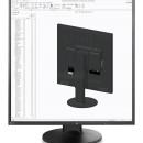 EIZO FlexScan EV2730Q: Monitor de 26.5″ con resolución 1920x1920p