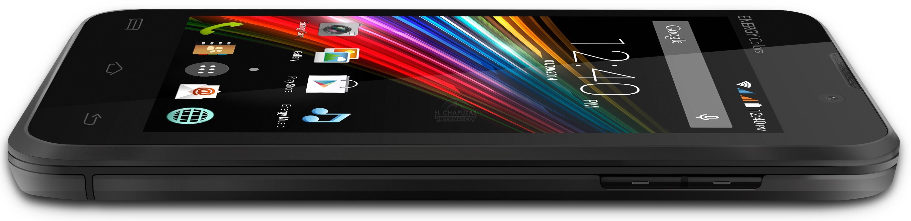 Energy Phone Colors 4 Pulgadas Y Android 4 4 Por