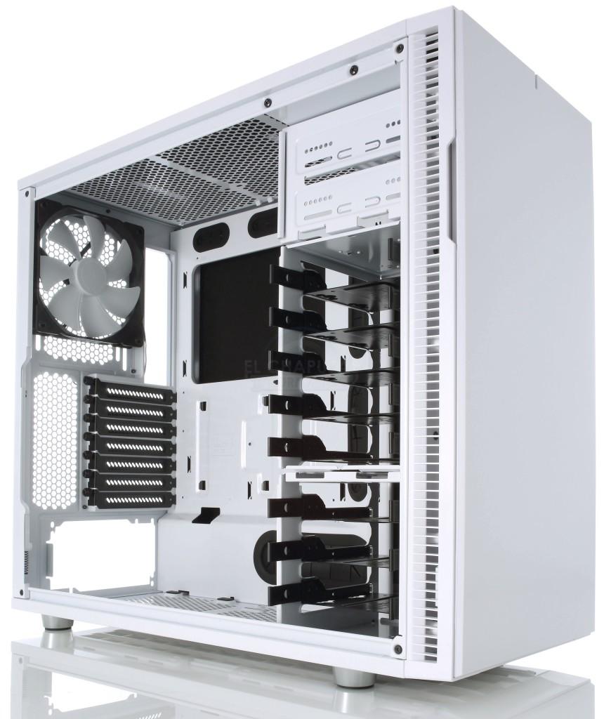 Fractal Design Define R5 blanca 2 860x1024 3