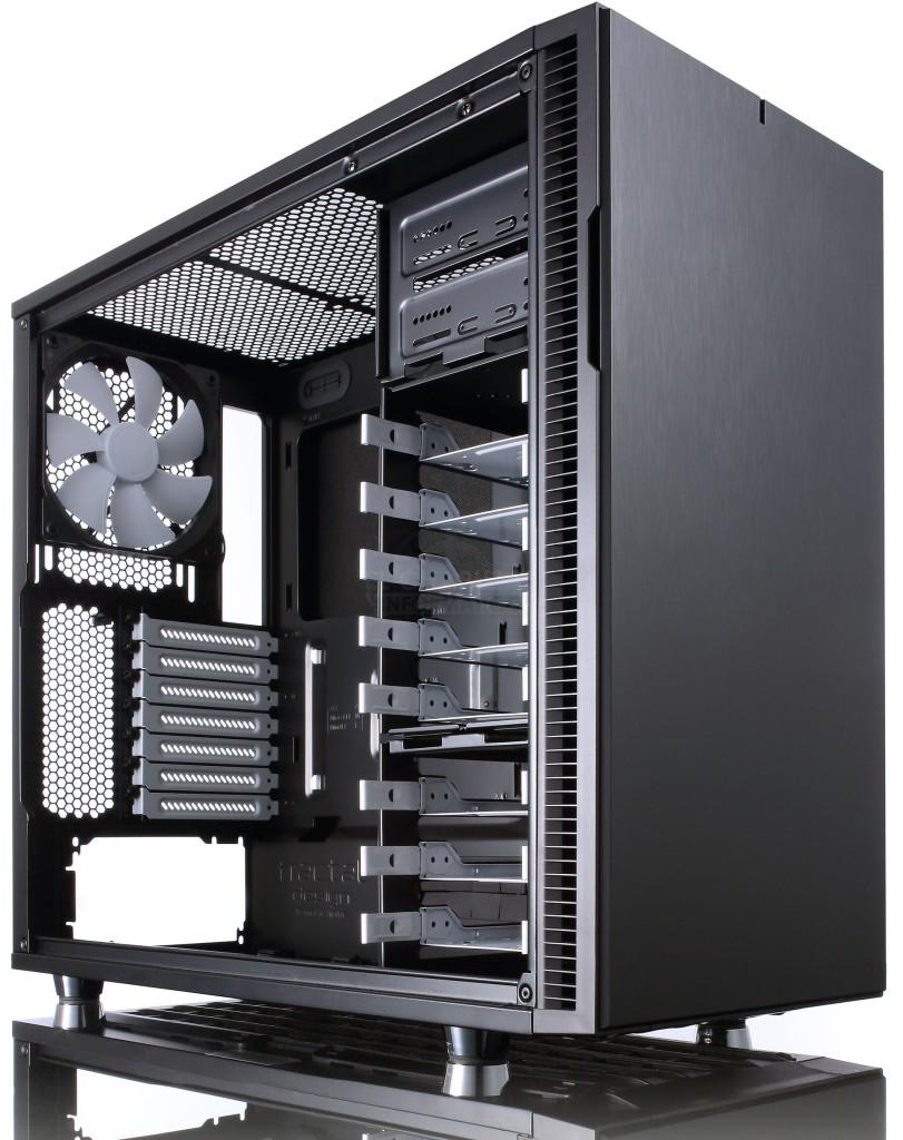 Fractal Design Define R5 negra 2 811x1024 4