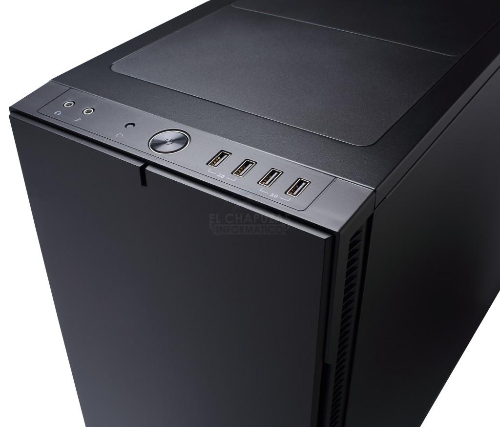 Fractal Design Define R5 negra 4 1024x874 6