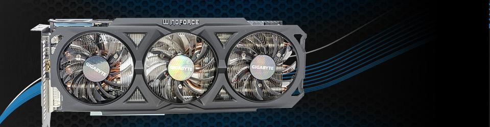 Review: Gigabyte Radeon R9 280 OC