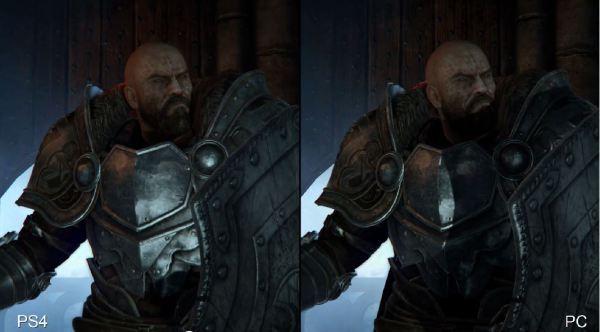 Lords of the Fallen en PlayStation 4 vs PC