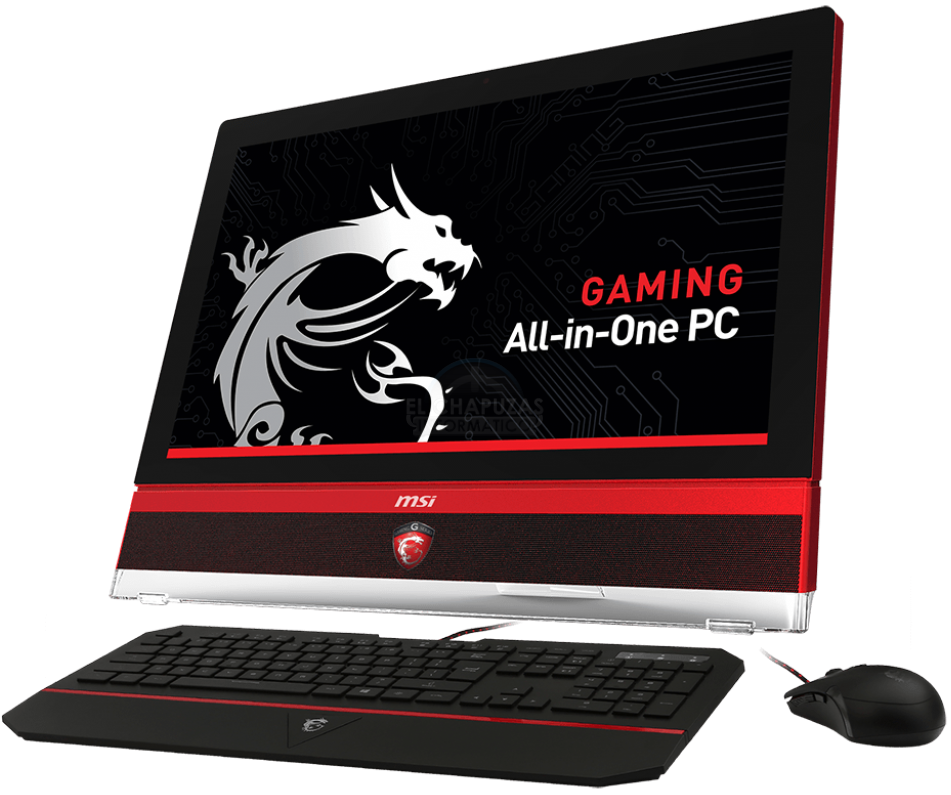 MSI AG270: All-in-One para los más jugones de la casa