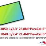 OmniVision prepara su cámara de 23.8 MPX, tiembla Sony