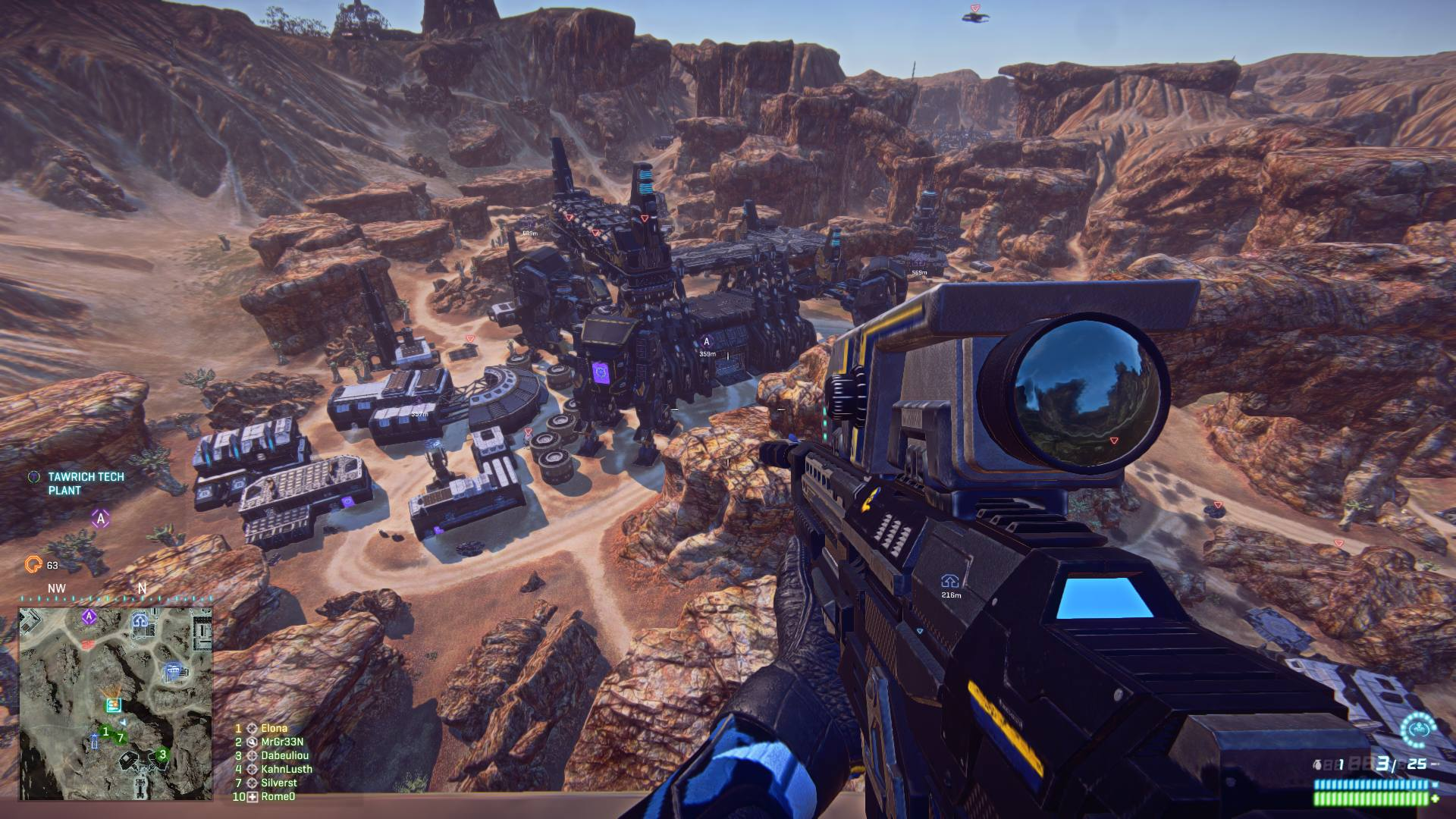 PlanetSide 2 PS4
