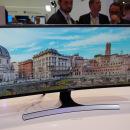Samsung S34E790C: Panel IPS Curvo de 34″ QHD a 4 ms