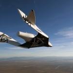 Virgin Galactic lleva por primera vez a un pasajero a «los límites del espacio»