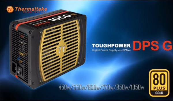 Thermaltake Toughpower DPS Oficial