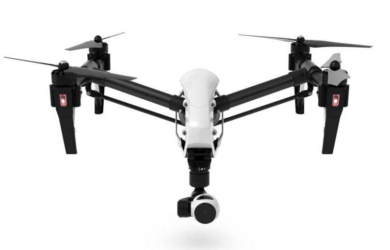 DJI Inspire 1: Quadcopter de 2.500€ dotado de una cámara 4K